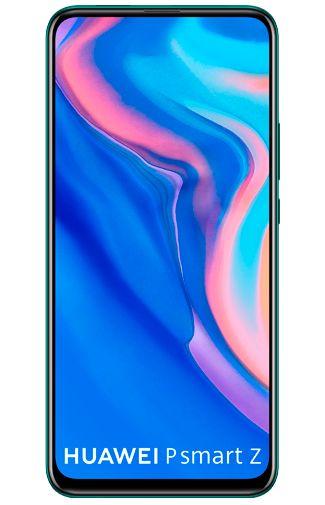 Productafbeelding van de Huawei P Smart Z Green