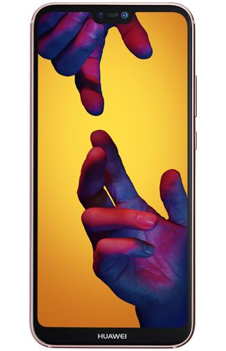 Productafbeelding van de Huawei P20 Lite Pink Gold