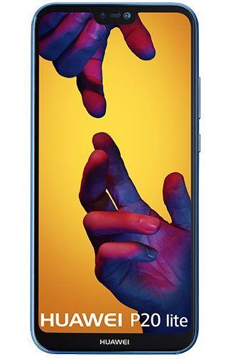 Productafbeelding van de Huawei P20 Lite Blue