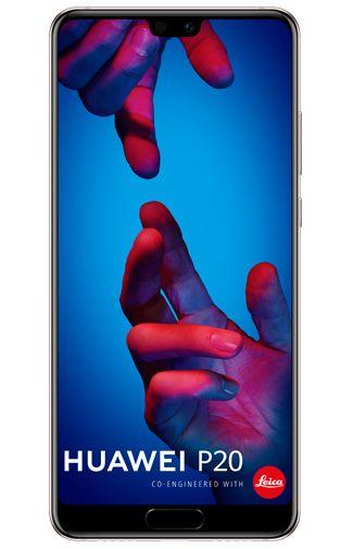 Productafbeelding van de Huawei P20 Dual Sim Pink Gold