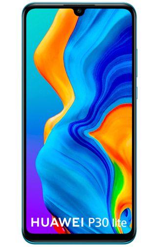 Productafbeelding van de Huawei P30 Lite Blue
