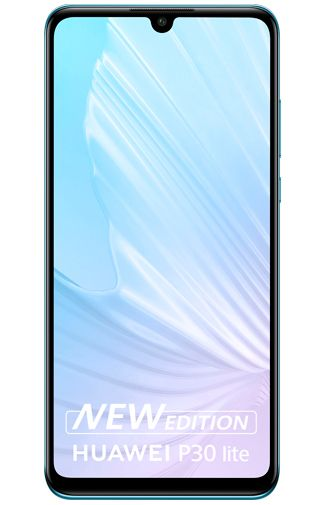 Productafbeelding van de Huawei P30 Lite New Edition Breathing Crystal