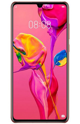 Productafbeelding van de Huawei P30 Orange