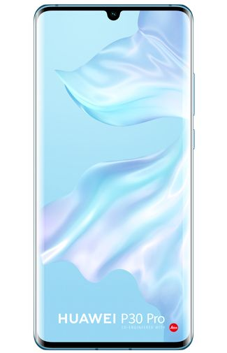 Productafbeelding van de Huawei P30 Pro 256GB Breathing Crystal