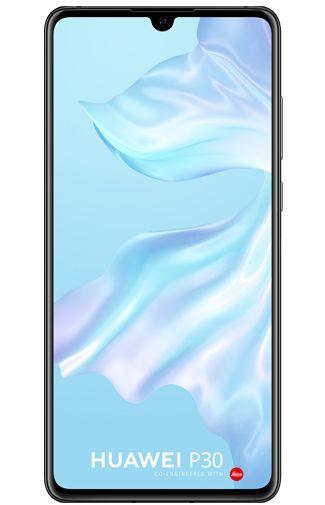 Productafbeelding van de Huawei P30 Black