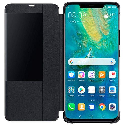 Productafbeelding van de Huawei Smart View Cover Black Mate 20 Pro