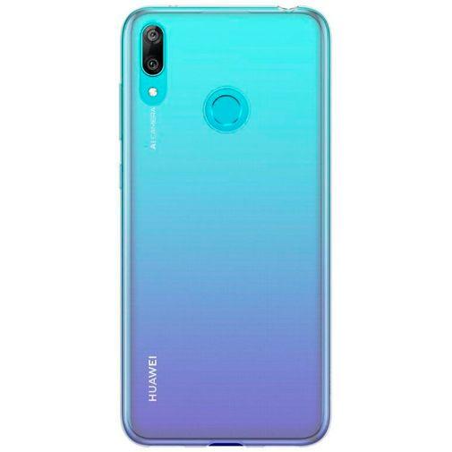 Productafbeelding van de Huawei TPU Case Transparent Huawei Y7 (2019)