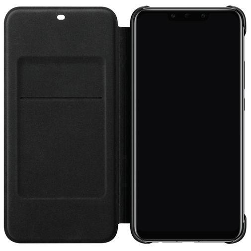 Productafbeelding van de Huawei Wallet Cover Black Mate 20 Lite