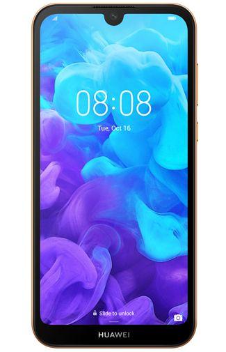 Productafbeelding van de Huawei Y5 2019 Brown