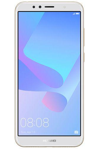 Productafbeelding van de Huawei Y6 (2018) Gold