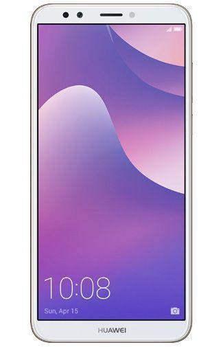 Productafbeelding van de Huawei Y7 (2018) Gold
