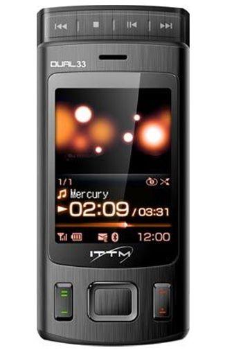 iTT Dual 33 Black