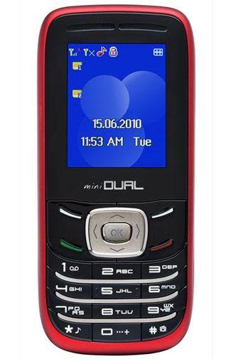 iTT MiniDual Phone Red