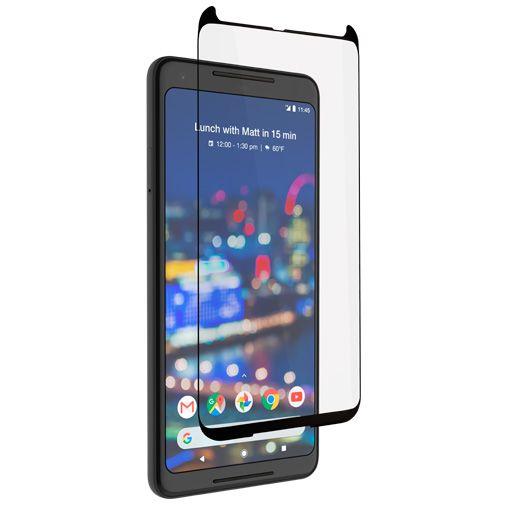 Productafbeelding van de InvisibleShield Glass Contour Screenprotector Google Pixel 2 XL