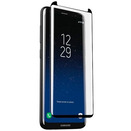 InvisibleShield Glass Curve Elite Screenprotector Samsung Galaxy S8