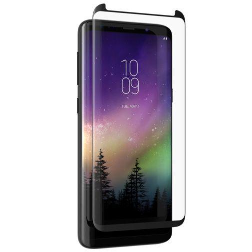 Productafbeelding van de InvisibleShield Glass Curve Elite Screenprotector Samsung Galaxy S9+