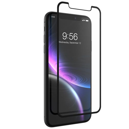 Productafbeelding van de InvisibleShield Glass Curve Screenprotector Apple iPhone XR