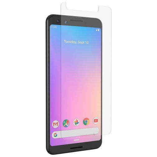 Productafbeelding van de InvisibleShield Glass+ Screenprotector Google Pixel 3