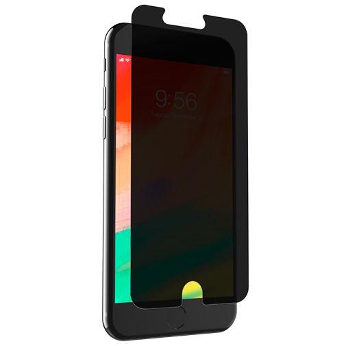 Productafbeelding van de InvisibleShield Glass+ Privacy Screenprotector Apple iPhone 6 Plus/6S Plus/7 Plus/8 Plus