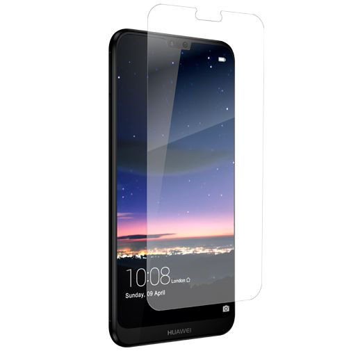 Productafbeelding van de InvisibleShield HD Dry Screenprotector Huawei P20 Lite