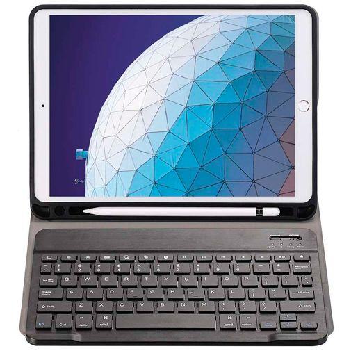 Just in Case Premium Bluetooth Keyboard Case Black Apple iPad Air 2019