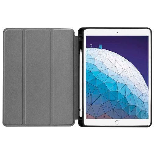 Productafbeelding van de Just in Case Smart Tri-Fold Case Black Apple iPad Air 2019