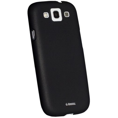 Krusell Colorcover Samsung Galaxy S III Black