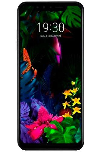 Productafbeelding van de LG G8s ThinQ Black