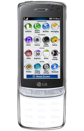 LG GD900 Crystal Black
