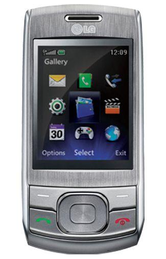 LG GU230 Silver
