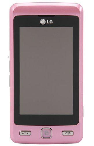 LG KP501 Pink