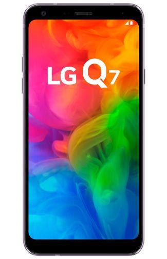 LG Q7 Purple