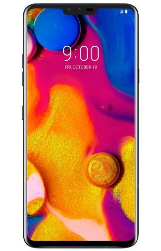 Productafbeelding van de LG V40 ThinQ Black