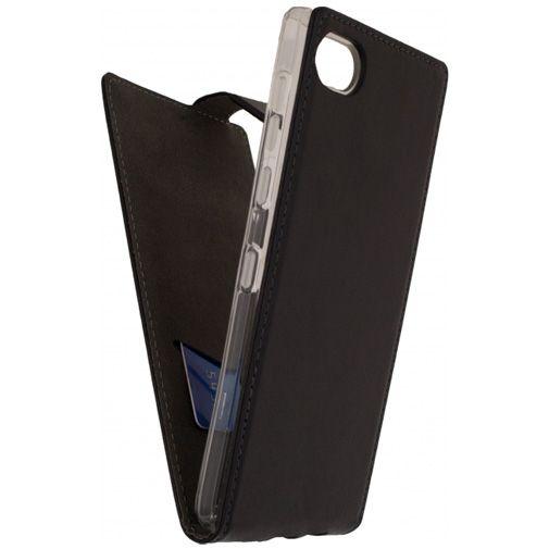 Mobilize Classic Gelly Flip Case Black BlackBerry Motion