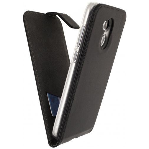 Mobilize Classic Gelly Flip Case Black Honor 6A
