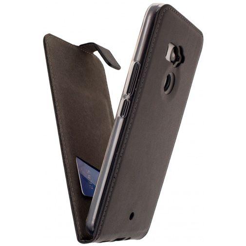 Mobilize Classic Gelly Flip Case Black HTC U11+