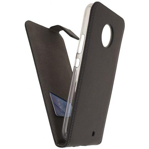 Mobilize Classic Gelly Flip Case Black Motorola Moto X4