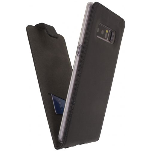 Mobilize Classic Gelly Flip Case Black Samsung Galaxy Note 8