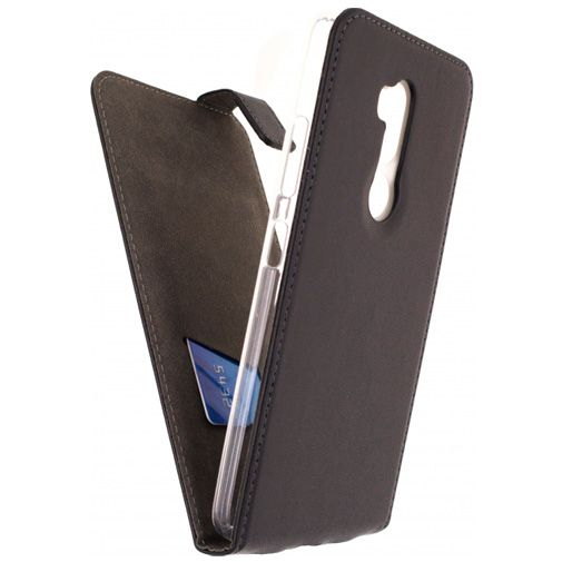Mobilize Classic Gelly Flip Case Black Alcatel A7 XL
