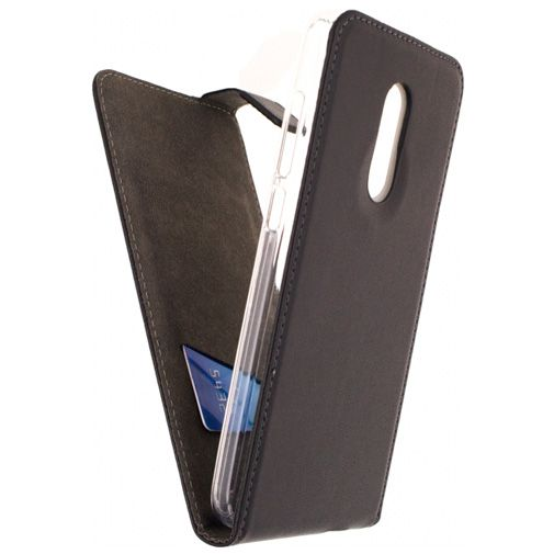 Mobilize Classic Gelly Flip Case Black Alcatel A7