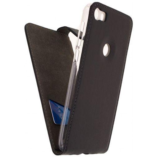 Mobilize Classic Gelly Flip Case Black Alcatel IDOL 5