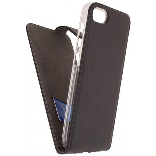 Mobilize Classic Gelly Flip Case Black Asus Zenfone 4 Max (5.2)