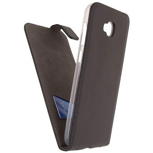 Mobilize Classic Gelly Flip Case Black Asus Zenfone 4 Selfie
