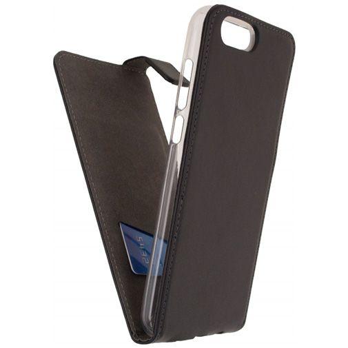 Mobilize Classic Gelly Flip Case Black Asus Zenfone 4