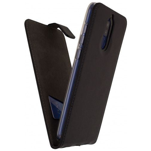 Mobilize Classic Gelly Flip Case Black Huawei Mate 10 Lite