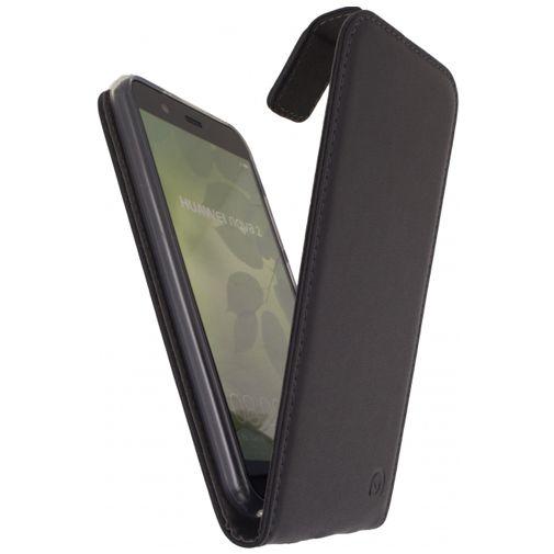 Mobilize Classic Gelly Flip Case Black Huawei Nova 2
