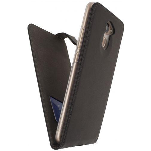 Mobilize Classic Gelly Flip Case Black Huawei Y7