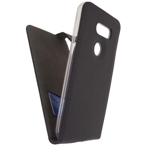 Mobilize Classic Gelly Flip Case Black LG V30