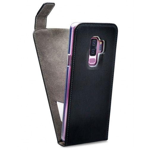 Productafbeelding van de Mobilize Classic Gelly Flip Case Black Samsung Galaxy S9+
