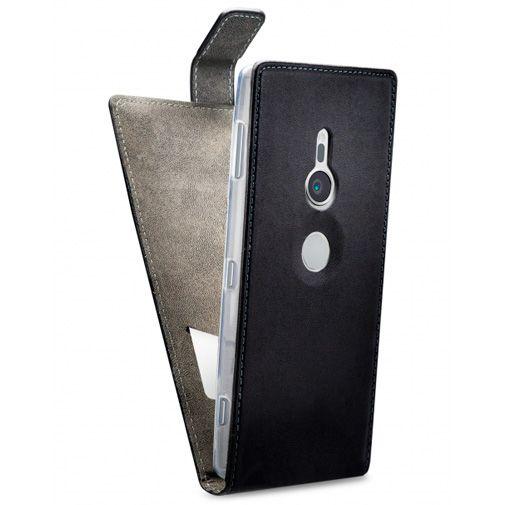 Productafbeelding van de Mobilize Classic Gelly Flip Case Black Sony Xperia XZ2